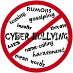 cyber bullying rumours at school