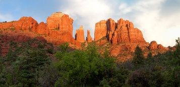 cathedral rock dream Sedona