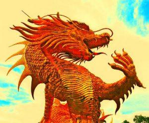 dragon symbol in dream