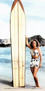 Joan Crawford Surfer Girl