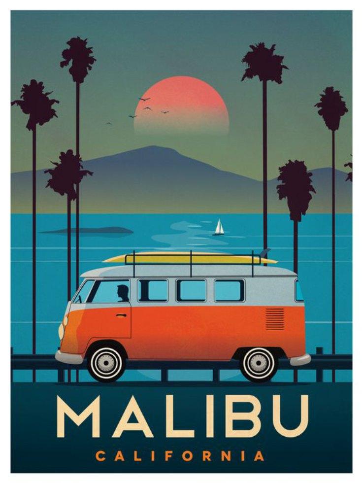 surf cam Malibu