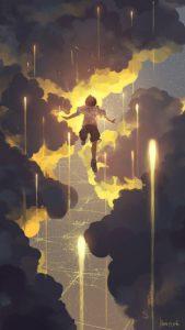 cloud walking dream